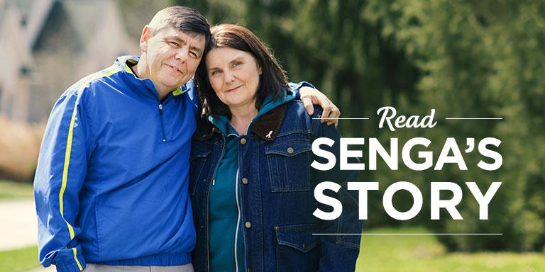 Read Senga's Story