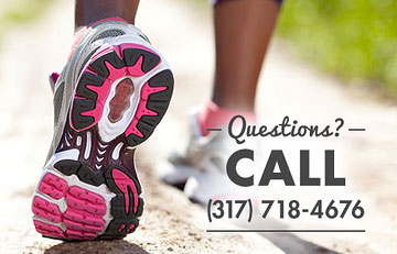 Call (317) 718-4676 with Foot & Ankle Pain/Injury Questions