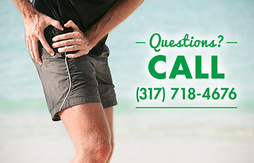 Call (317) 718-4676 with Hip Pain and Injury Questions