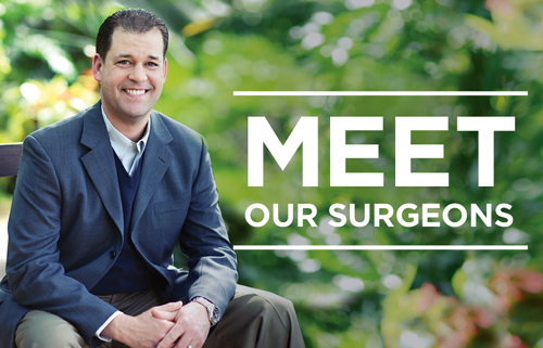 Meet our Orthopedic Surgeons - Dr. Waits