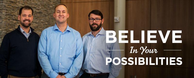 BELIEVE In Your Possibilities