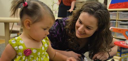 Pediatric Speech Therapy at Hendricks Regional Hospital
