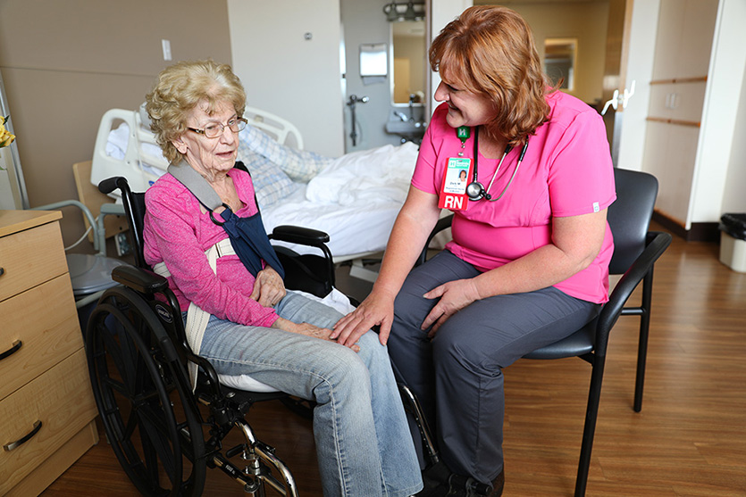 Hendricks Regional Health enMotion Recovery Care Unit