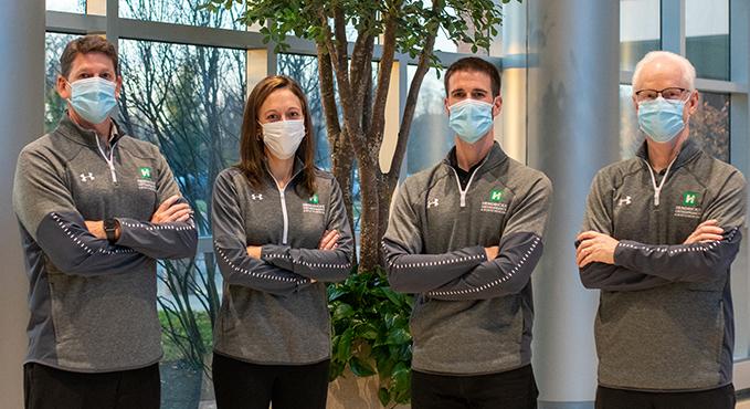 Sports Medicine Team Photo