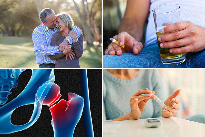 Risk Factors for Osteoporosis