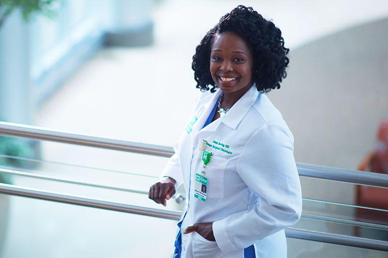 Meet Dr. Monet Bowling
