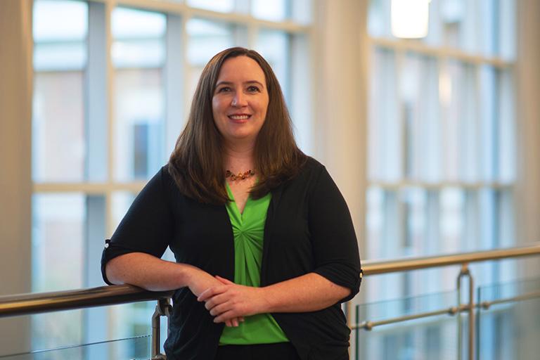 Meet Dr. Rachel Scott